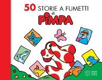 Cover 50 storie a fumetti di Pimpa