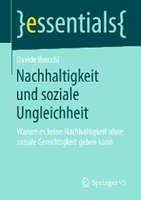 Cover Nachhaltigkeit und soziale Ungleichheit