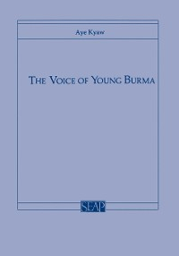 Cover The Voice of Young Burma