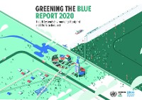 Cover Greening the Blue Report 2020