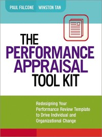 Cover The Performance Appraisal Tool Kit