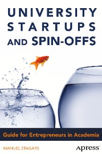 Cover University Startups and Spin-Offs