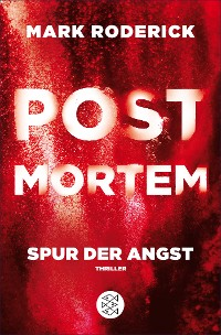 Cover Post Mortem - Spur der Angst