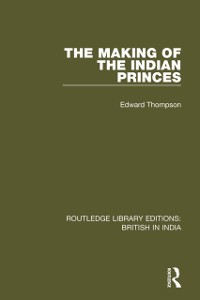 Cover Making of the Indian Princes
