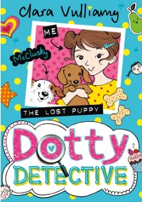 Cover Lost Puppy (Dotty Detective, Book 4)