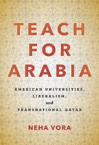 Cover Teach for Arabia