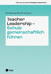 Cover Teacher Leadership - Schule gemeinschaftlich führen (E-Book)
