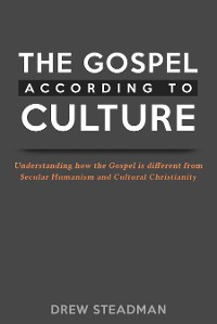 Cover The Gospel According to Culture