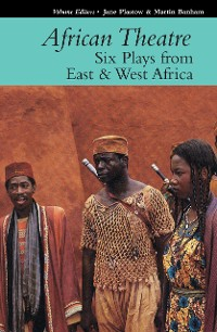 Cover African Theatre 16: Six Plays from East & West Africa