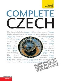 Cover Complete Czech Beginner to Intermediate Course