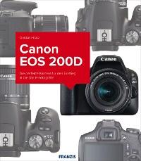 Cover Kamerabuch Canon EOS 200D