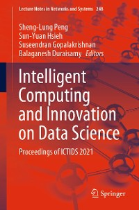 Cover Intelligent Computing and Innovation on Data Science