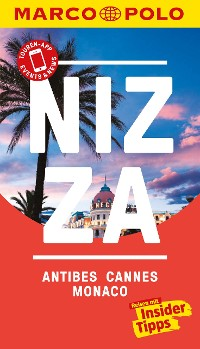 Cover MARCO POLO Reiseführer Nizza, Antibes, Cannes, Monaco