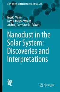 Cover Nanodust in the Solar System: Discoveries and Interpretations
