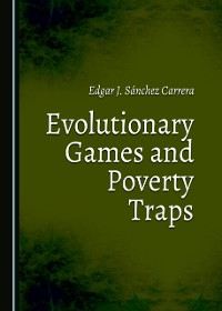 Cover Evolutionary Games and Poverty Traps