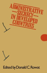 Cover Administrative Secrecy in Developed Countries