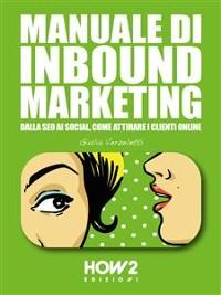 Cover Manuale di Inbound Marketing