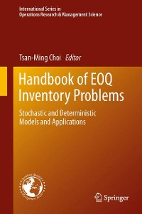 Cover Handbook of EOQ Inventory Problems