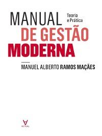 Cover Manual de Gestão Moderna. Teoria e Prática