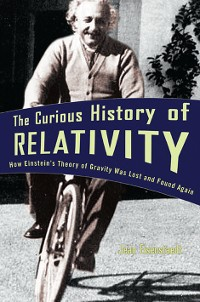 Cover The Curious History of Relativity