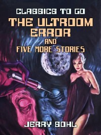 Cover Ultroom Error and five more stories