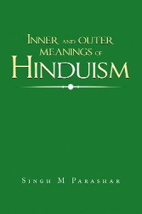 Cover Inner and Outer Meanings of Hinduism
