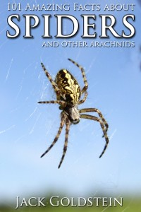 Cover 101 Amazing Facts about Spiders