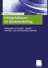 Cover Erfolgsfaktoren im Bankmarketing