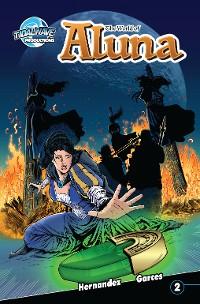 Cover The World of Aluna #2