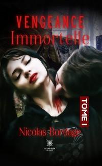 Cover Vengeance immortelle - Tome I