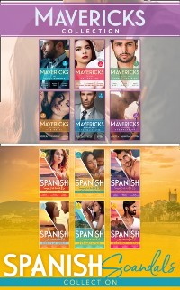 Cover Maverick Collection And Spanish Scandals Collection