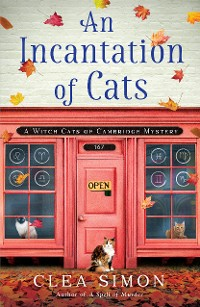 Cover An Incantation of Cats