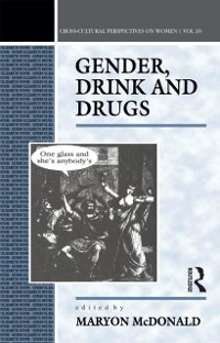 Cover Gender, Drink and Drugs