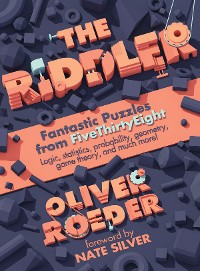 Cover The Riddler: Fantastic Puzzles from FiveThirtyEight