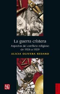 Cover La guerra cristera