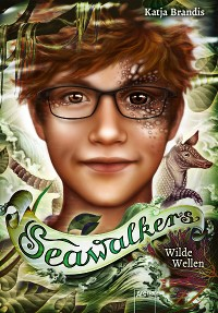 Cover Seawalkers (3). Wilde Wellen