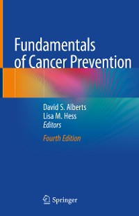 Cover Fundamentals of Cancer Prevention