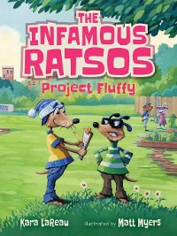 Cover The Infamous Ratsos: Project Fluffy