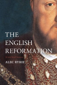 Cover The English Reformation