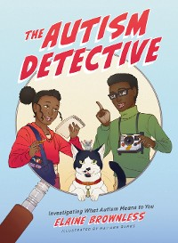 Cover The Autism Detective