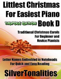 Cover Littlest Christmas for Easiest Piano Book D Tadpole Edition