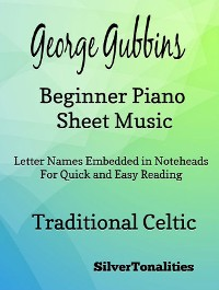 Cover George Gubbins Beginner Piano Sheet Music