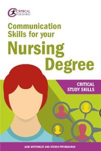 Cover Communication Skills for your Nursing Degree
