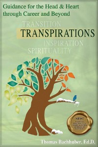 Cover TRANSPIRATIONS-Guidance for the Head & Heart through Career and Beyond