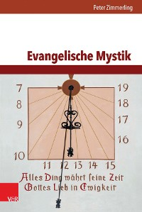 Cover Evangelische Mystik