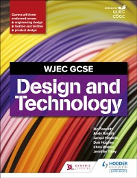 Cover WJEC GCSE Design and Technology