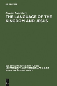 Cover The Language of the Kingdom and Jesus