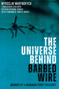 Cover The Universe behind Barbed Wire