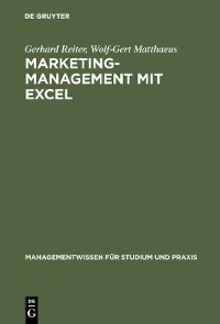 Cover Marketing-Management mit EXCEL