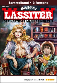 Cover Lassiter Sammelband 1801 - Western
